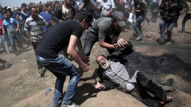UN-backed investigators fault Israel over 2018 crackdown on Gaza protests | CBC News