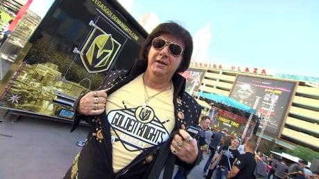 Elvis Golden Knights