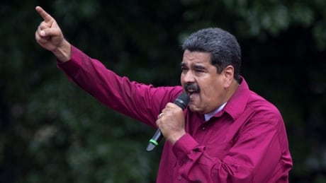 Venezuela May Day