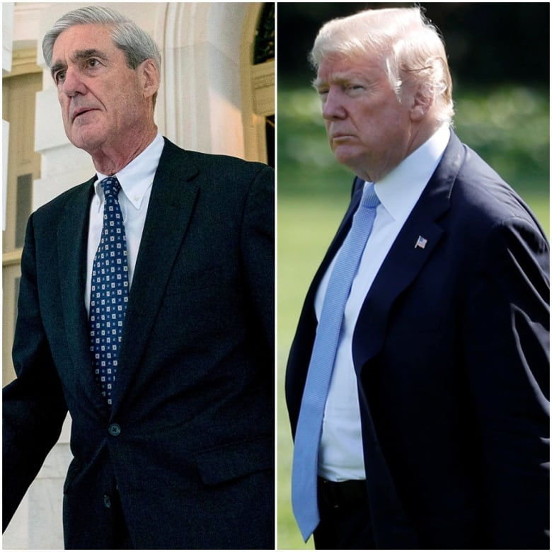 Special Counsel Investigating President Trump: Trump Muses About Pardoning Himself. Experts On