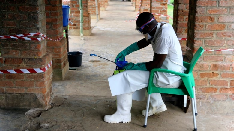Ebola Vaccine Land DR. Congo