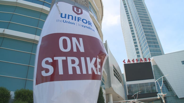 Caesars Windsor workers ratify new three-year contract ending 60-day strike