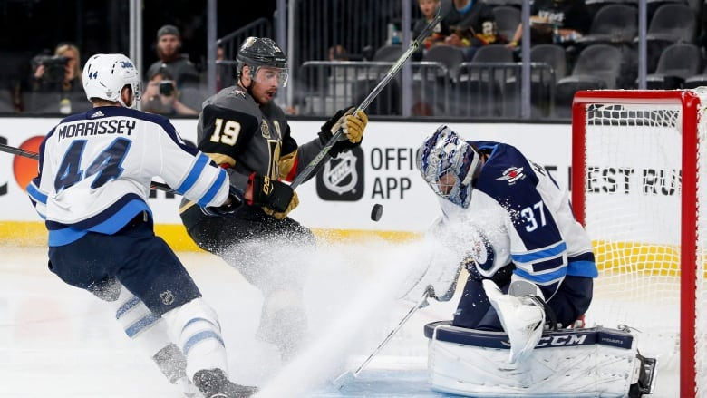 Ehlers could play for Jets in Game 4 against Golden Knights
