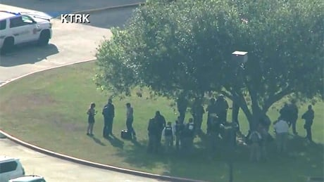 Santa Fe High School Active Shooter report