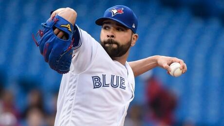 Jays' rotation takes another hit as Garcia joins Stroman on DL