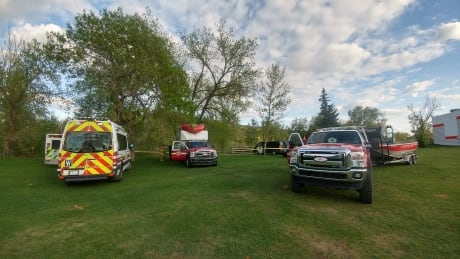 Body found in Elbow River near Calgary Stampede