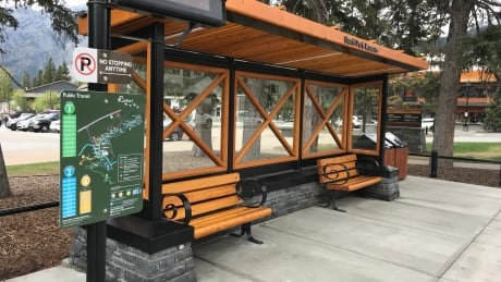 Banff boosts transit options in hope of reducing cars in national park