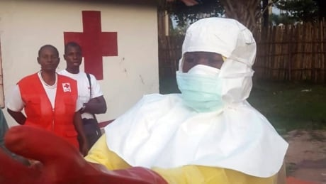 Congo reports 3 new Ebola cases in large city