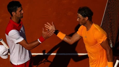 ​Nadal takes 51st meeting vs. rival Djokovic to reach Italian Open final