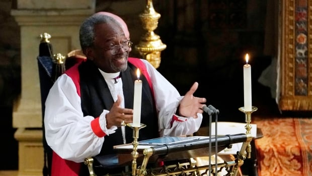 U.S. bishop's fiery 'love' speech highlight of royal wedding