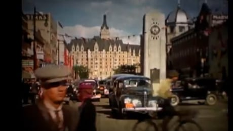 'The same but radically different': Newly revealed footage shows 1930s Saskatoon in full colour