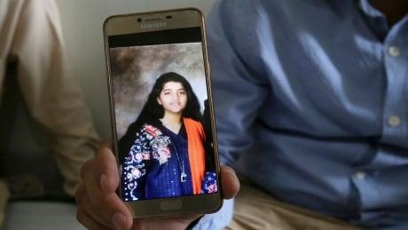 Pakistan US School Shooting Texas Victims