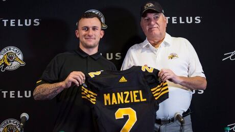 Ex-NFL QB Johnny Manziel strikes deal with Tiger-Cats