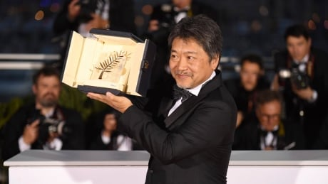 Japan's Shoplifters wins Palme d'Or at Cannes film festival