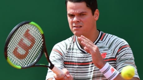 Milos Raonic withdraws from French Open