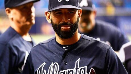 Braves cut ties with former Blue Jays slugger Jose Bautista