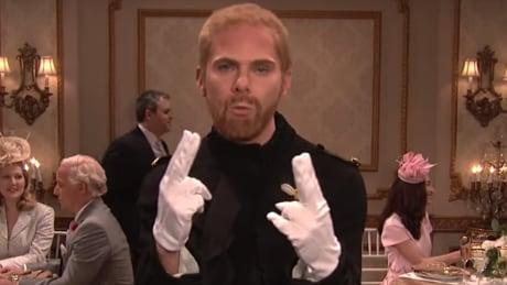 Saturday Night Live re-imagines royal wedding reception