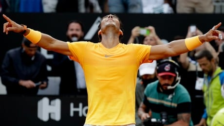 Nadal beats Zverev for record 8th Italian Open title