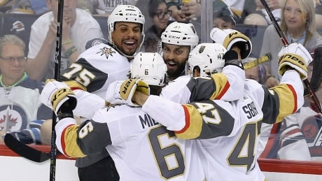Vegas Golden Knights Reach Stanley Cup