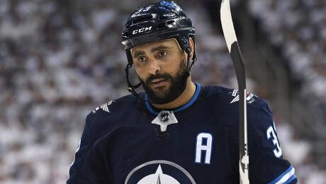 Winnipeg Jets Dustin Byfuglien West Final