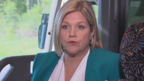 Ontario NDP leader Andrea Horwath admits to a $1.4B hole in her spending plan