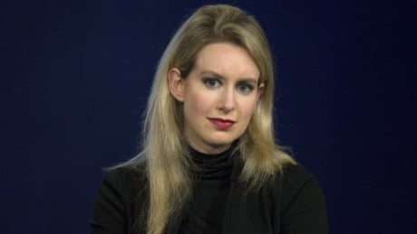 New book documents the rise and fall of Silicon Valley wunderkind Elizabeth Holmes | CBC