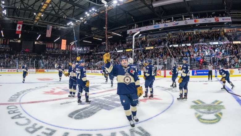 CHL: Pats Shareholders Expect $2M Hit Over Memorial Cup
