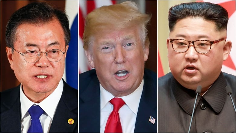 Kim summit on the line as South Korea's Moon visits White House