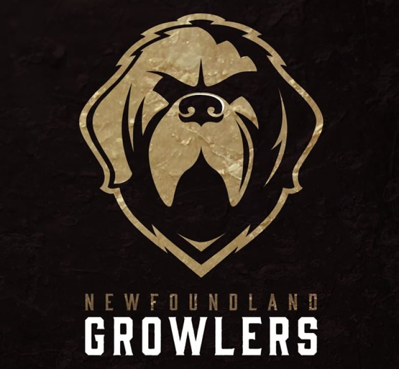 The Newfoundland Growlers Unveiled Their New Name Logo