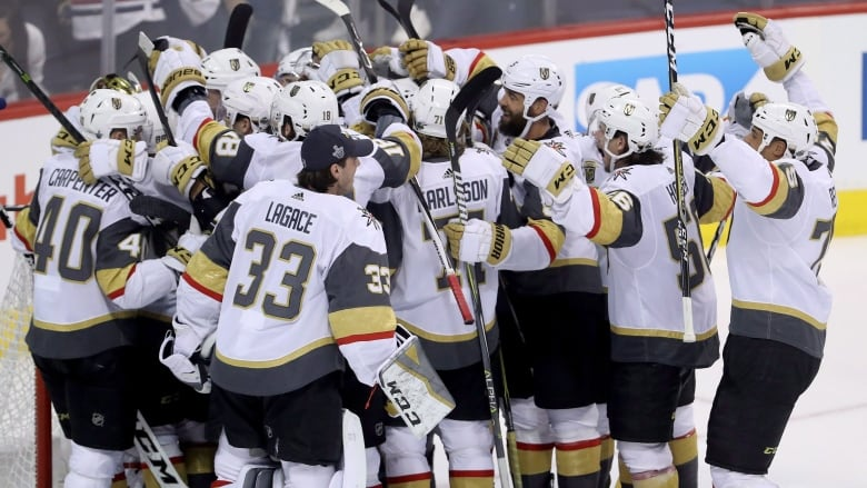 Golden Knights Authoring Quite The Remarkable Story Cbc Sports
