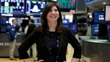 NYSE Stacey Cunningham