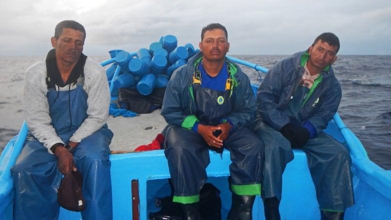 No evidence detainees mistreated aboard U.S. Coast Guard ships, Canadian military says Coast-guard-detainees
