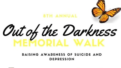Sunday memorial walk supports parents who've lost children to suicide