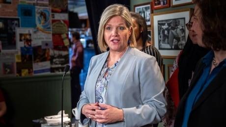 ANDREA HORWATH, ONTARIO NDP LEADER
