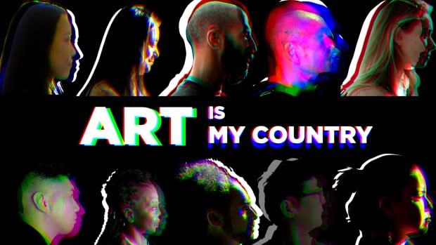 Art Is My Country: 10 bicultural artists explore the rupture and rebirth of coming to Canada | CBC Arts