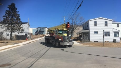 'Sharing the pain': Truckers get to choose between 2 residential streets in Saint John