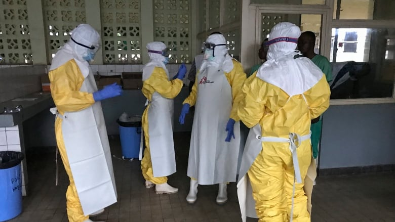 Three Ebola patients escape quarantine in DRC, two later die: MSF
