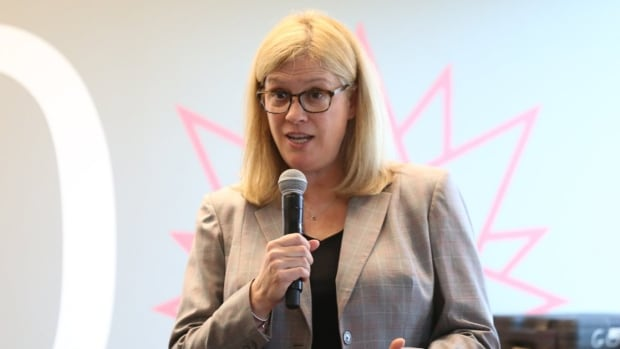 Canada Basketball President/CEO Michele O'Keefe Steps Down