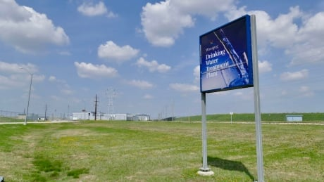 Winnipeg worker dies at city's water treatment plant