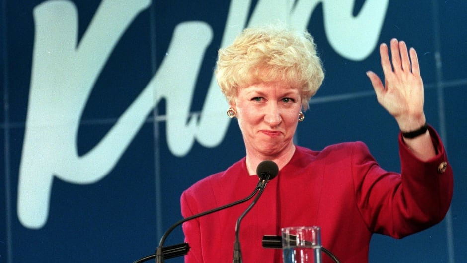 Kim Campbell becomes Canada's first woman prime minister | CBC ...