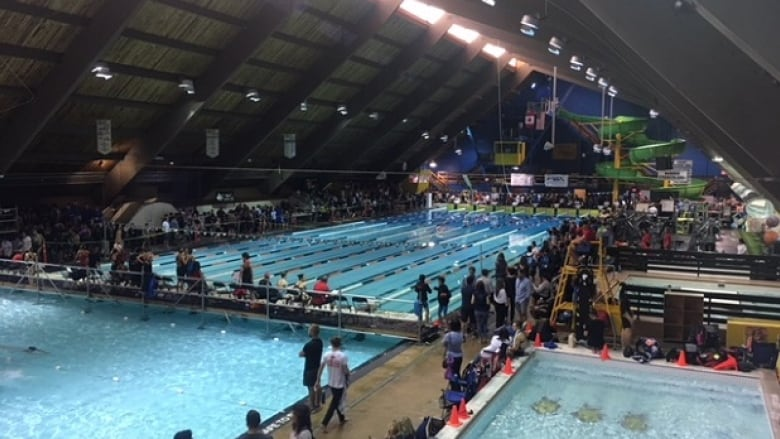 Swim Racers Steamed Over New Pool Slated For New Westminster Cbc News