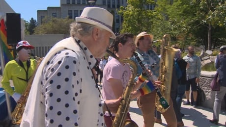 Vancouver proclaims 2018 'Year of the Queer,' raises flags at city hall