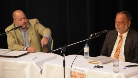 'Gimme a break:' PC and NDP candidates get testy in Timmins debate