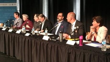 Candidates, audience members show up in droves for Sudbury debate