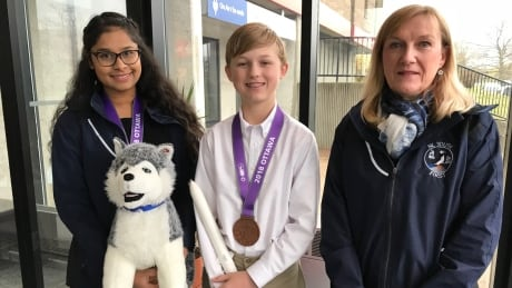 National medals, scholarships for N.L. science fair winners
