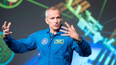 astronaut david saint jacques part of backup crew in advance of his own liftoff