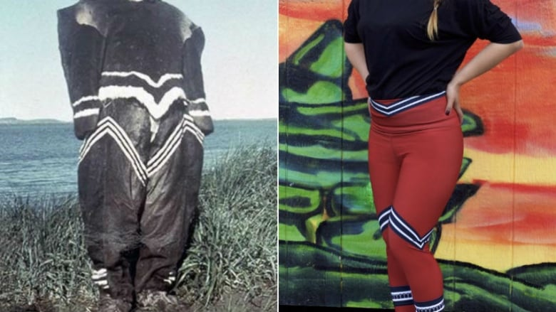 Inuit 'wear their culture on their sleeve, literally': Inuk designer gears up for Indigenous fashion week