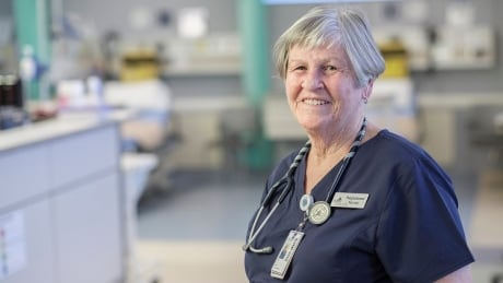 Kitchener nurse recognised for 5 decades of service still working in ER