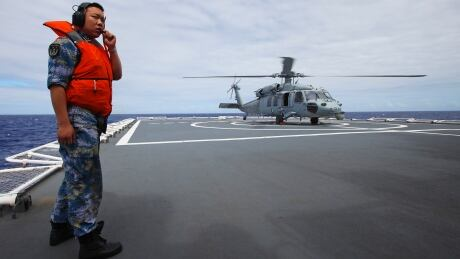 China scolds U.S. for pulling invitation to major naval drill