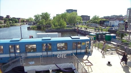 Cultural complex F-MR Station opens on Lachine Canal